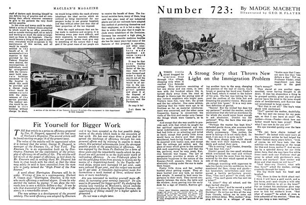 Article Preview: Number 723:, June 1914 | Maclean's