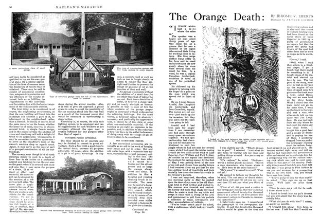 Article Preview: The Orange Death:, August 1914 | Maclean's