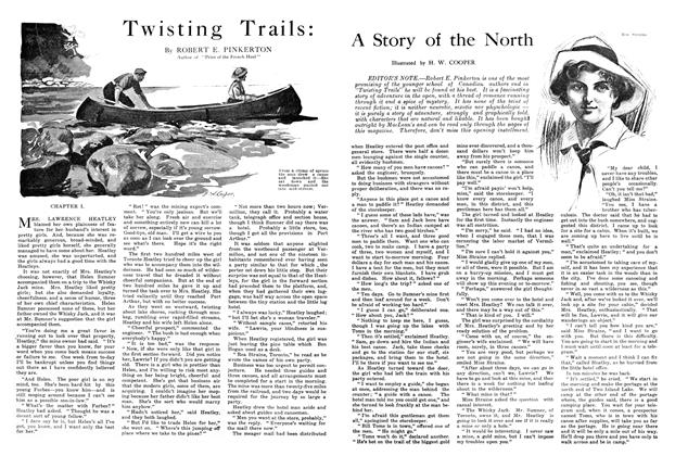 Article Preview: Twisting Trails: A Story of the North, August 1914 | Maclean's