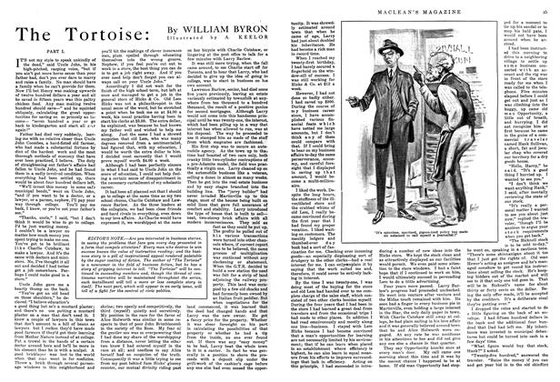 Article Preview: The Tortoise, September 1914 | Maclean's