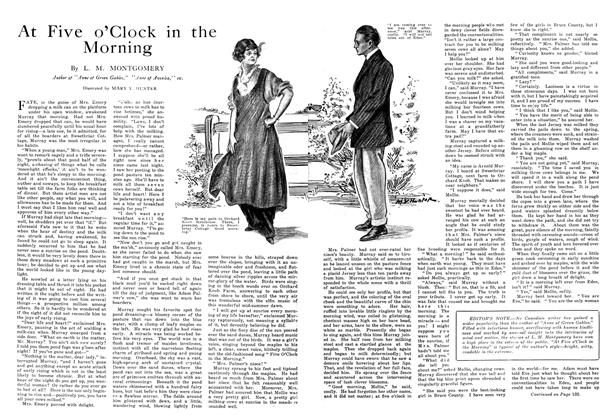 Article Preview: At Five o'Clock in the Morning, September 1914 | Maclean's