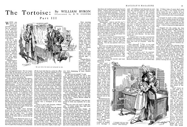 Article Preview: The Tortoise, November 1914 | Maclean's