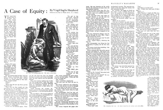 Article Preview: A Case of Equity, January 1915 | Maclean's