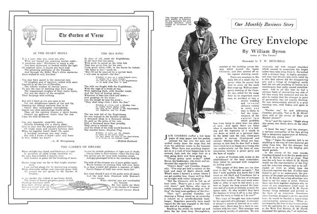 Article Preview: The Grey Envelope, January 1915 | Maclean's