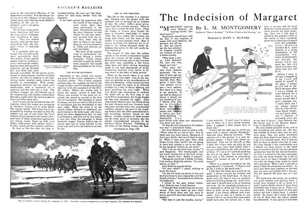 Article Preview: The Indecision of Margaret, January 1915 | Maclean's