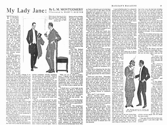 Article Preview: My Lady Jane:, February 1915 | Maclean's