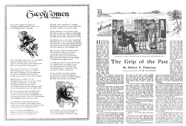 Article Preview: The Grip of the Past, March 1915 | Maclean's