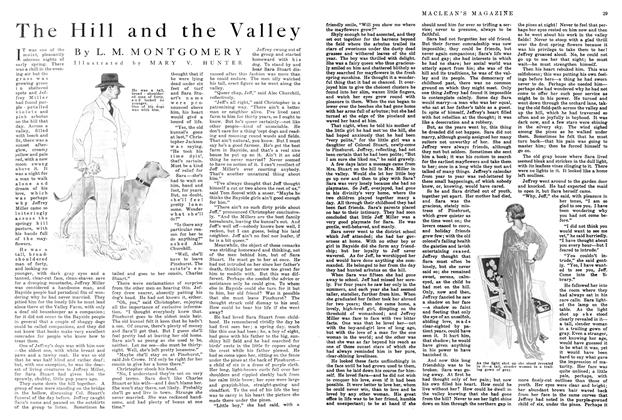 Article Preview: The Hill and the Valley, April 1915 | Maclean's