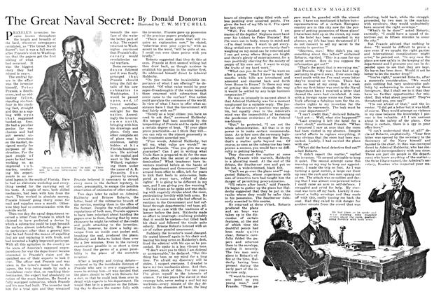 Article Preview: The Great Naval Secret:, May 1915 | Maclean's
