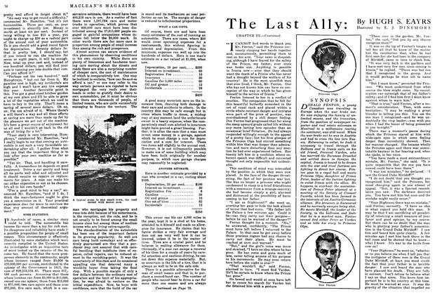Article Preview: The Last Ally, May 1915 | Maclean's