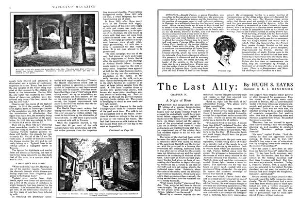 Article Preview: The Last Ally, July 1915 | Maclean's
