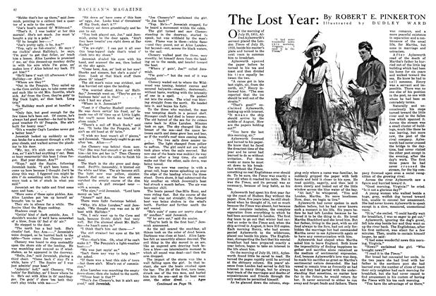 Article Preview: The Lost Year, July 1915 | Maclean's