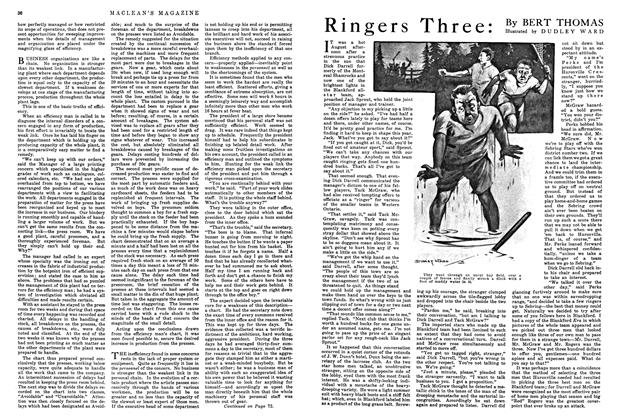 Article Preview: Ringers Three:, August 1915 | Maclean's