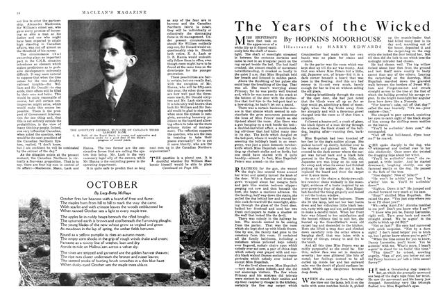 Article Preview: The Years of the Wicked, October 1915 | Maclean's