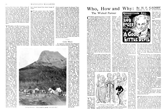 Article Preview: Who, How and Why, October 1915 | Maclean's