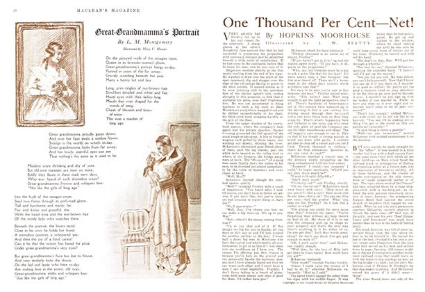 Article Preview: One Thousand Per Cent—Net!, November 1915 | Maclean's