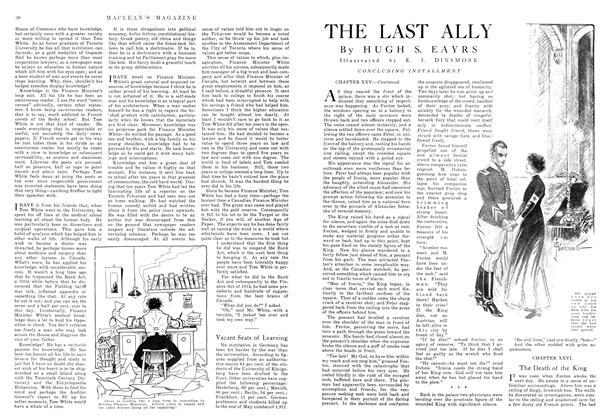 Article Preview: THE LAST ALLY, November 1915 | Maclean's
