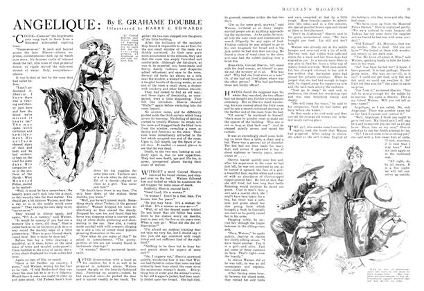 Article Preview: ANGELIQUE:, November 1915   Maclean's
