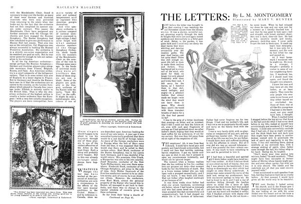 Article Preview: THE LETTERS:, December 1915 | Maclean's