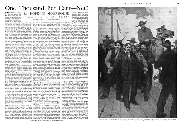 Article Preview: One Thousand Per Cent—Net!, December 1915 | Maclean's