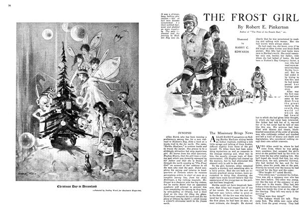 Article Preview: THE FROST GIRL, December 1915 | Maclean's