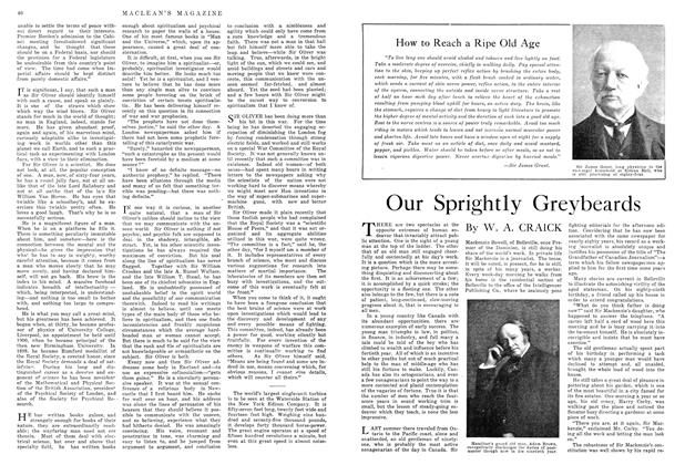Article Preview: Our Sprightly Greybeards, December 1915 | Maclean's