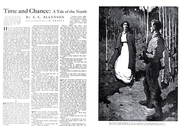 Article Preview: Time and Chance: A Tale of the North, May 1916 | Maclean's