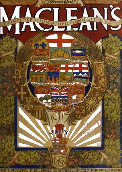 Issue: - July 1916 | Maclean's