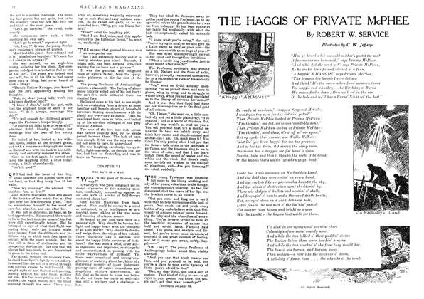 Article Preview: The Haggis Of Private McPhee, July 1916 | Maclean's