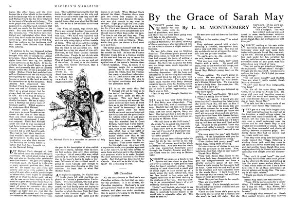 Article Preview: By the Grace of Sarah May, August 1916 | Maclean's