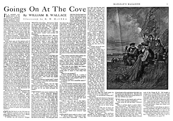 Article Preview: Goings On At The Cove, August 1916 | Maclean's