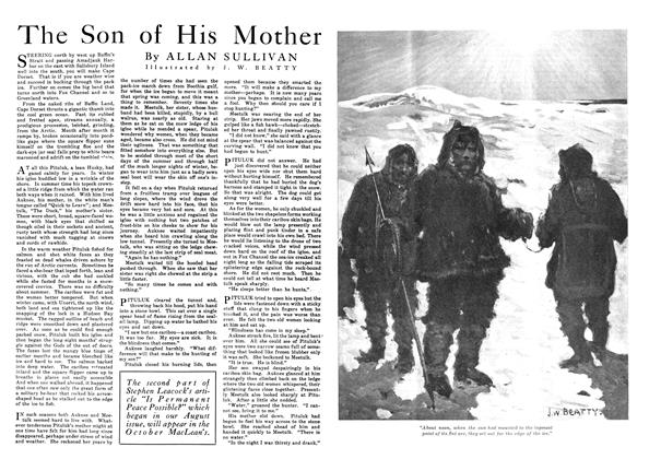 Article Preview: The Son of His Mother, September 1916 | Maclean's