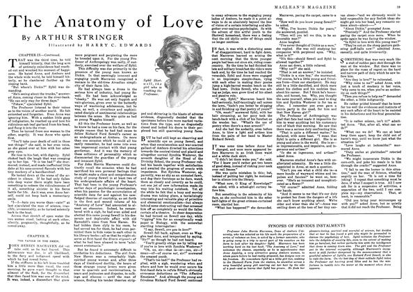 Article Preview: The Anatomy of Love, September 1916 | Maclean's
