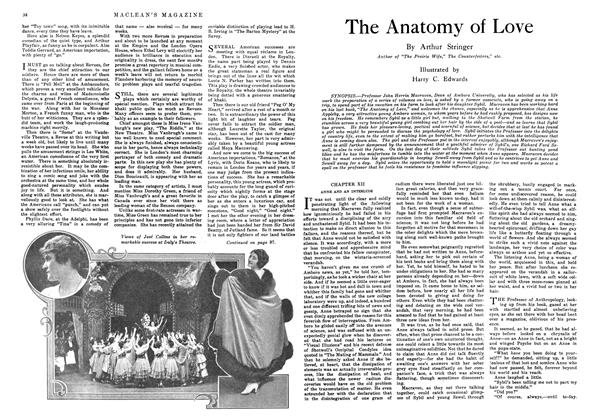 Article Preview: The Anatomy of Love, October 1916 | Maclean's