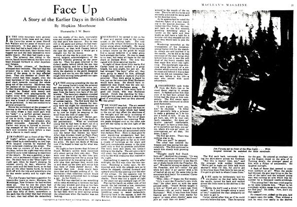 Article Preview: Face Up, March 1917 | Maclean's