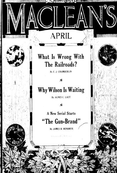 Issue: - April 1917 | Maclean's