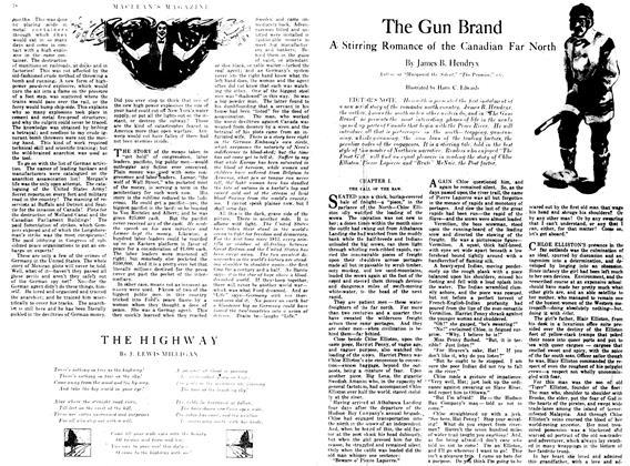 Article Preview: The Gun Brand, April 1917 | Maclean's