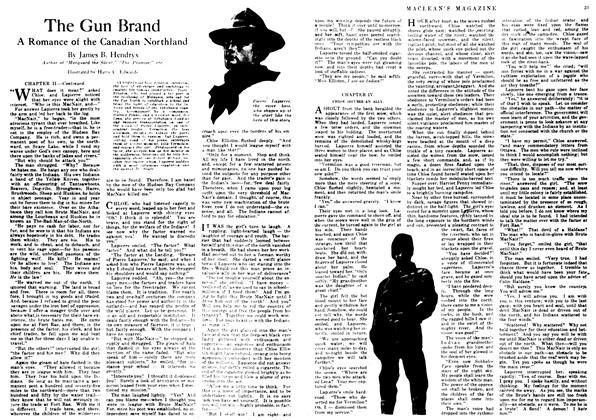 Article Preview: The Gun Brand, May 1917 | Maclean's