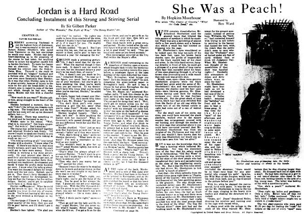 Article Preview: She Was a Peach !, May 1917 | Maclean's