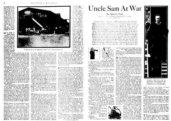 Article Preview: Uncle Sam At War, May 1917 | Maclean's