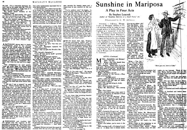 Article Preview: Sunshine in Mariposa, June 1917 | Maclean's