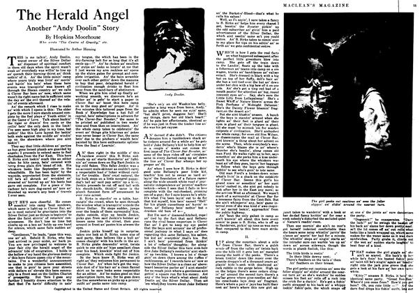 Article Preview: The Herald Angel, June 1917 | Maclean's