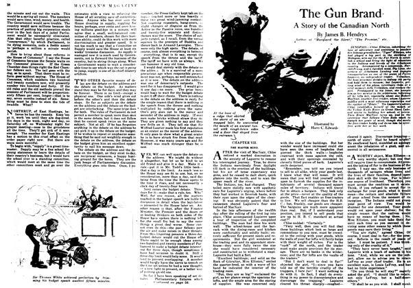 Article Preview: The Gun Brand, June 1917 | Maclean's