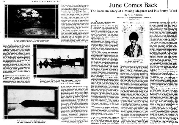 Article Preview: June Comes Back, June 1917 | Maclean's