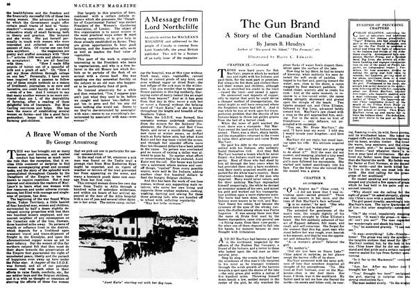 Article Preview: The Gun Brand, July 1917 | Maclean's