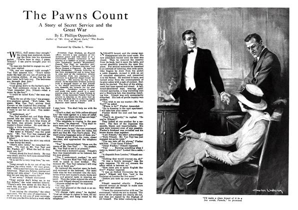 Article Preview: The Pawns Count, December 1917 | Maclean's