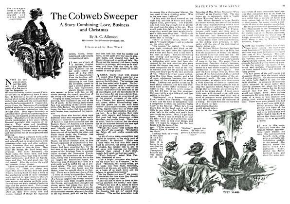 Article Preview: The Cobweb Sweeper, December 1917 | Maclean's