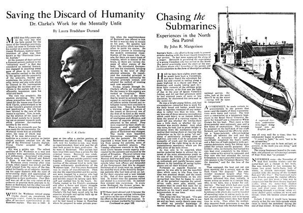 Article Preview: Saving the Discard of Humanity, January 1918 | Maclean's