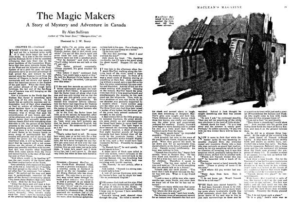 Article Preview: The Magic Makers, February 1918 | Maclean's