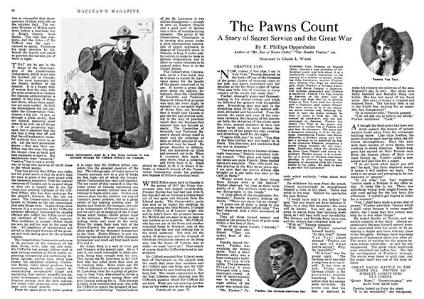 Article Preview: The Pawns Count, March 1918 | Maclean's